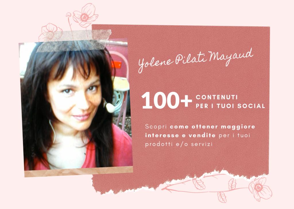 MLM Dream Job 100+ idee di contenuto